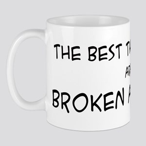 Best Things in Life: Broken A Mug