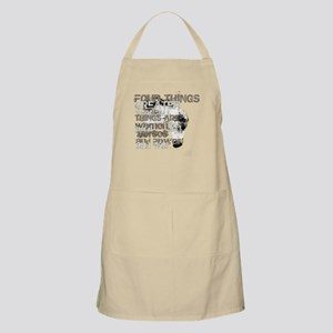 Four Things Greater ... Apron