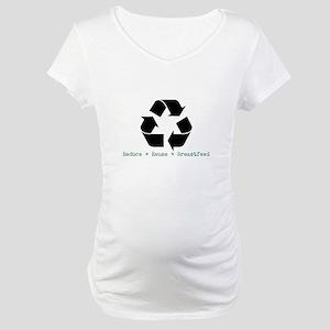Reduce Ruse Breastfeed Maternity T-Shirt