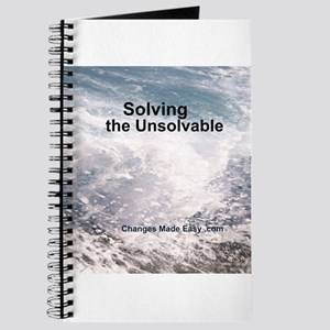 Solving the Unsolvable Journal