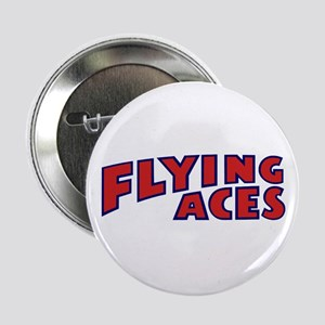 """Flying Aces Club 2.25"""" Button"""