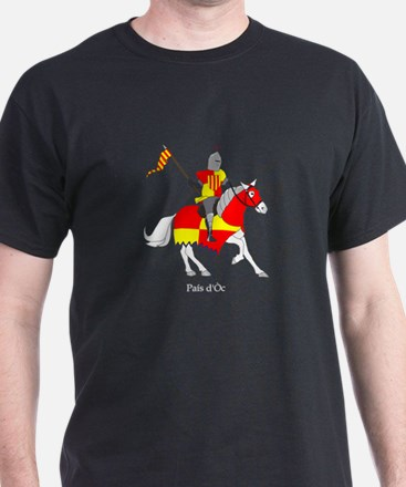 Pais d'Oc Knight T-Shirt