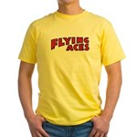 Flying Aces Club Yellow T-Shirt