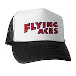 Flying Aces Club Trucker Hat