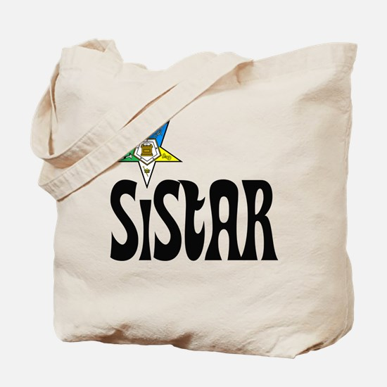 Cute Order of eastern star Tote Bag