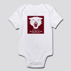 Greeley Wildcats Forever! Infant Bodysuit