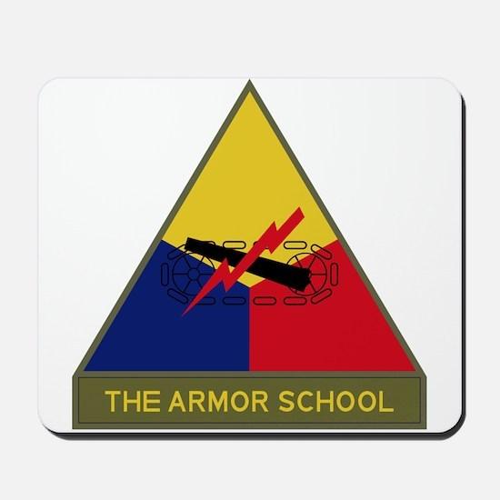 The Armor School Mousepad