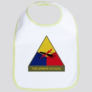 The Armor School Bib