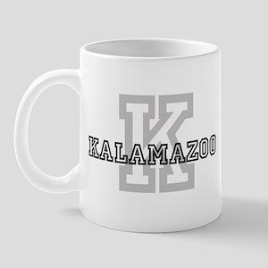Letter K: Kalamazoo Mug