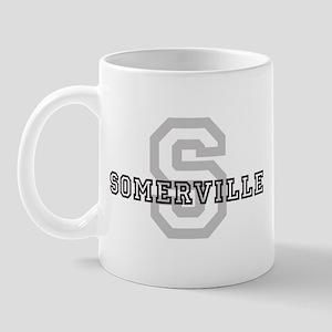 Letter S: Somerville Mug