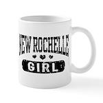 New Rochelle Girl Mug