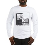 Llamish (no text) Long Sleeve T-Shirt