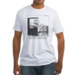 Llamish Fitted T-Shirt