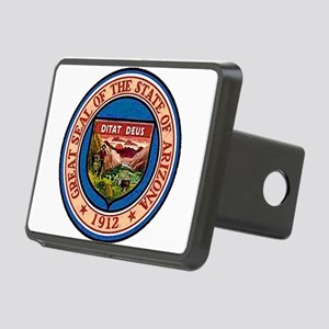 Arizona State Seal Hitch Cover