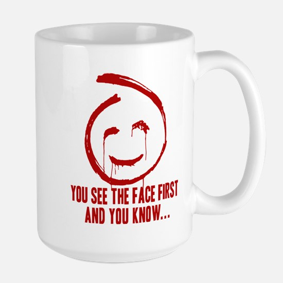 The Mentalist Large Mug