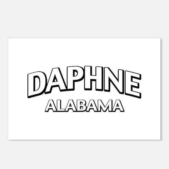 Daphne Alabama Postcards (Package of 8)