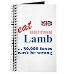 Slam in the Lamb Journal
