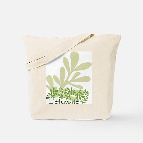 Lietuvaite Rue Design Tote Bag