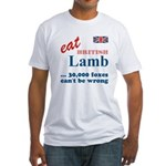 Slam in the Lamb Fitted T-Shirt