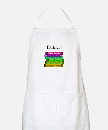 Retired Professionals Apron