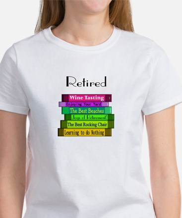 Retired Professionals Women's T-Shirt