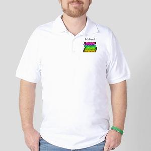 Retired Professionals Golf Shirt