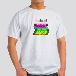 Retired Professionals Light T-Shirt