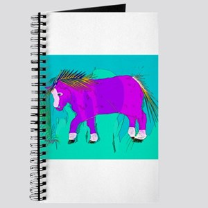 The pink pony Journal