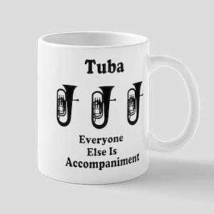 Funny Tuba Mug