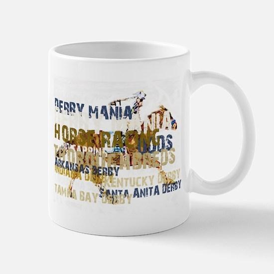 Derby Mania Mug