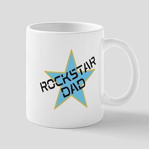 Rockstar Dad Mug