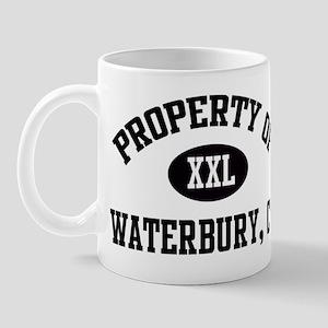 Property of Waterbury   Mug
