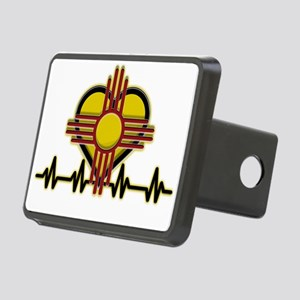 FEEL THE HEARTBEAT ZIA Hitch Cover
