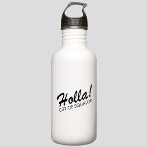 Holla! City of Squalor Stainless Water Bottle 1.0L