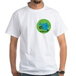 DasTank White T-Shirt