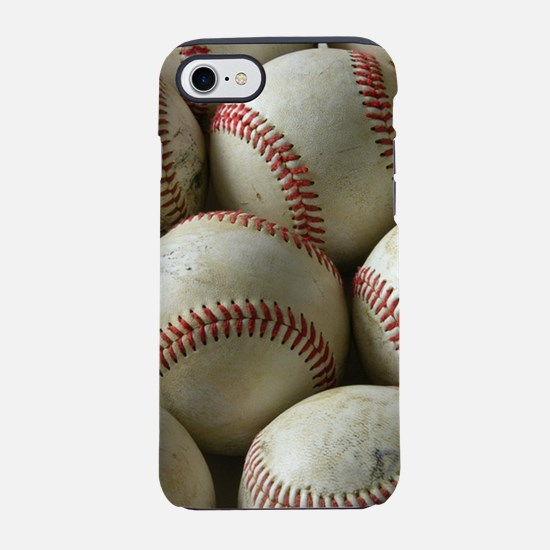 BASEBALLS iPhone 7 Tough Case