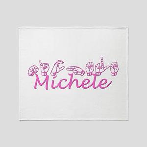 Michele Throw Blanket