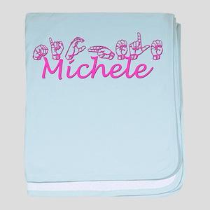 Michele baby blanket