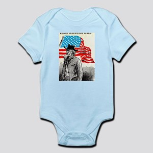 Without Stars Infant Bodysuit