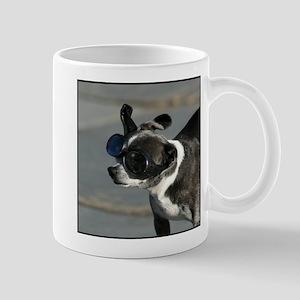 Chihuahua with goggles Mug