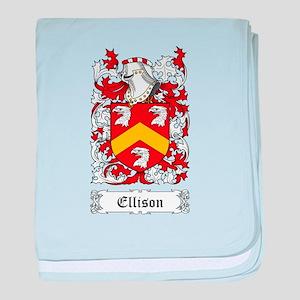 Ellison baby blanket