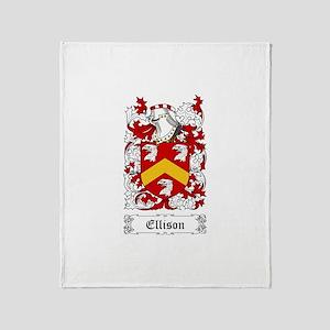 Ellison Throw Blanket
