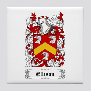 Ellison Tile Coaster