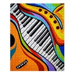 Musical Instruments Large Puzzle