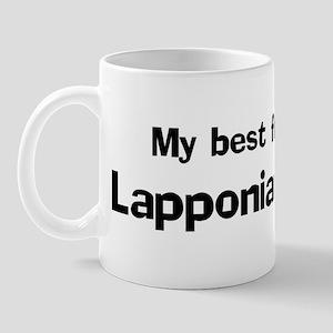Best friend: Lapponian Herder Mug