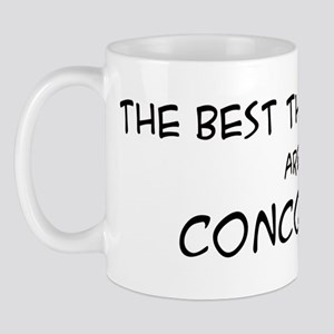 Best Things in Life: Concord Mug