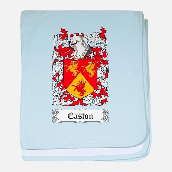 Easton baby blanket