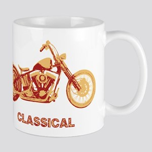 Classical -red Mug