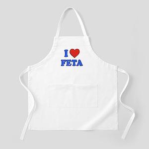 I Love Feta Apron