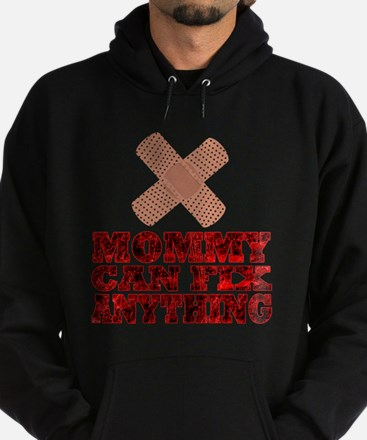 Mommy Can Fix Anything Hoodie (dark)